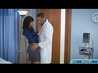 m. has a romance with her doctor