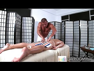 Zac S first deep tissue massage P2