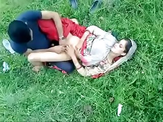 Desi indian girl fucked outdoor