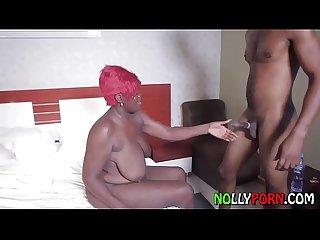 Hot Sugar Mummy 2 - NOLLYPORN