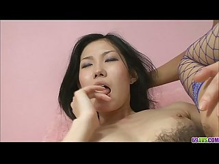 Dirty play with a neighbour leaves yui komine with a stretched cunt