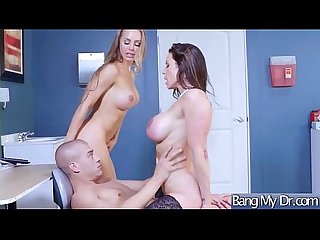 Sex tape with doctor and horrny patient kendra lust nicole aniston Vid 16