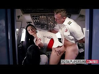 Digitalplayground fly girls final payload scene 3 aletta ocean jai james luke hardy