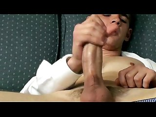 See religious boy cum solo