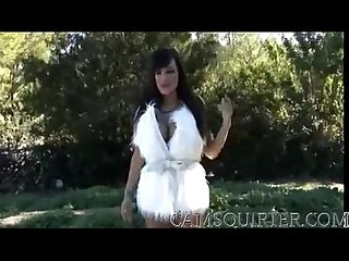 Lisa ann pleasing herself camsquirter com