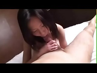 Japanese amateur blowjob