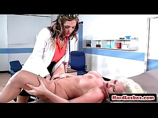 Hardcore Busty Lesbian Sex Porn Video 11