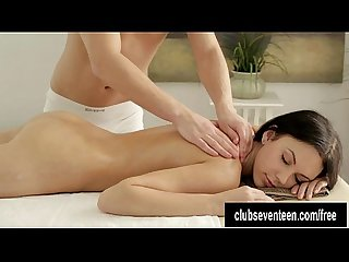 Superb sheri fuck her masseur