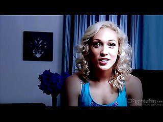 Lily labeau curly blonde screaming