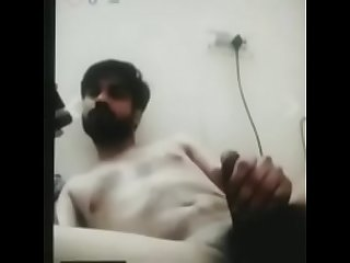 Indian cock, manly guy, masturbating