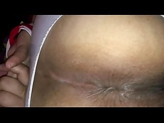 Almost caught by his wife tied and fucked teaser