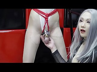 AbbyKitty-CD trained by latex Mistress CoRoNAdoLL -BDSM