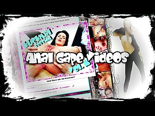 Asenalx Total Anal Experience - The Fancy Anal and Gape Massacre