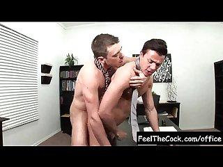 Gay office guys fucked at work video10