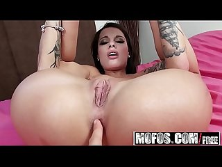 Mofos - Lets Try Anal - (Nikita Bellucci) - French Girls Anal Fantasy