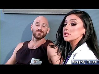 (Audrey Bitoni) Slut Patient Come And Bang With Horny Doctor movie-07