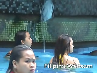 Filipina period Webcam agogo Sex chat hookers from philippines in pool party