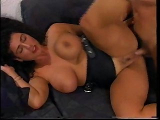 Chubby busty brunette tiziana redford anal fisting vintage