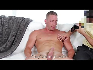 Gaycastings scott riley tries out for porn gets fucked by Casting agent
