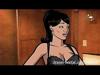 Archer hentai room service