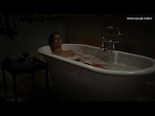 Ivana milicevic topless Sex scene bathing nude banshee s01