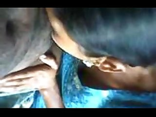 Indian young Desi telugu couple fucking outside open air wowmoyback