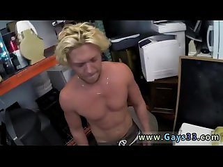 Gay boy cum in clothing shop ;)