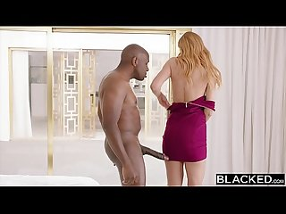 BLACKED Spanish Teen Can't Resist Mandingo's BBC