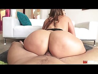 Ms Raquel gets her latin milf ass fucked