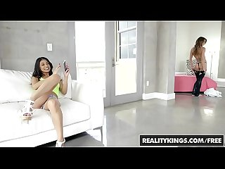 RealityKings - We Live Together -( Ally Tate Veronica Rodriguez) - Love In Latex