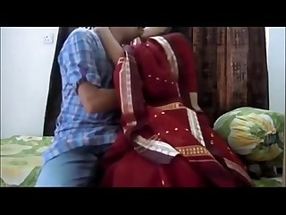 Hot indian desi couple makes homemade video