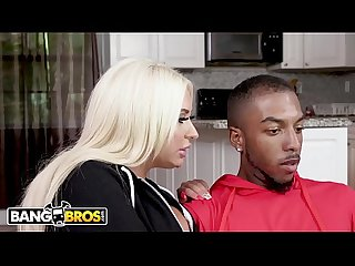 Bangbros brandi bae gets dicked down by her father S black friend