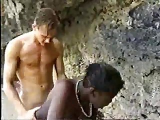 German Tourist First Time Fuck African Girl