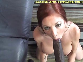 Black cock white cunt