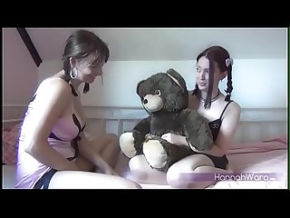 Hannah tranny and girlfriend full