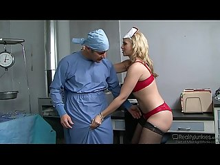 Sara vandella stunning nurse treatment