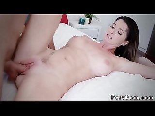 Hardcore big cock and milf anal Stepmom Found My Jizz Rag