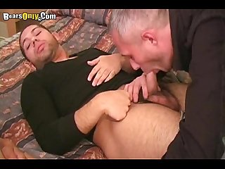 Two men sucks one cockarsonly 3 part2