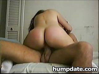 Bootylicious wife knows how to ride cock