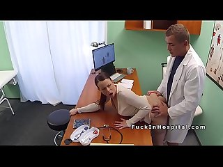 Nurse caught doctor bangs patient