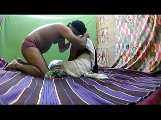Desi Wife Fucking in white Saree part 1
