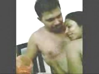 Hot naked south indian wife smooches and licks her lover indian sex