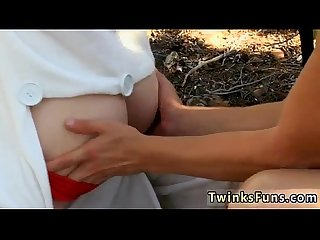 Gay double anal movieture galleries Sweet youthfull Benjamin is being