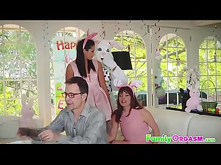 Niece's Stories - Sex Party With Uncle Bunny - FamilyOrgasm.com
