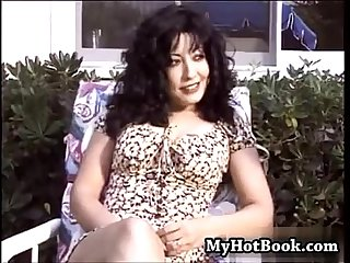 Angel lopez is a Busty Mature latina that is abou