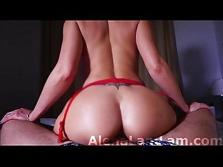 Blonde Deepthroat and Big Ass Cowgirl on Big Dick
