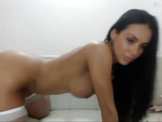 Perfect body webcam girl captured livejasmin show