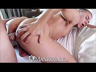 HD - ManRoyale Hot ass licking and fucking
