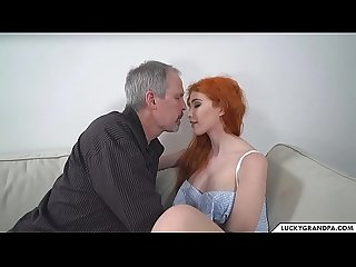 Grandpa fucks daughter in law