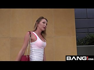 Bang real teens angel smalls loves public flashing